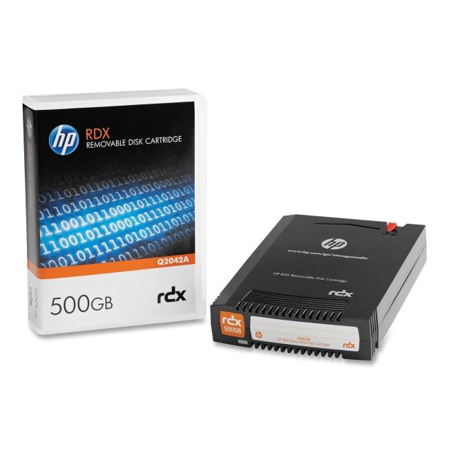 HP RDX Cartridge Hard Drive Q2042A