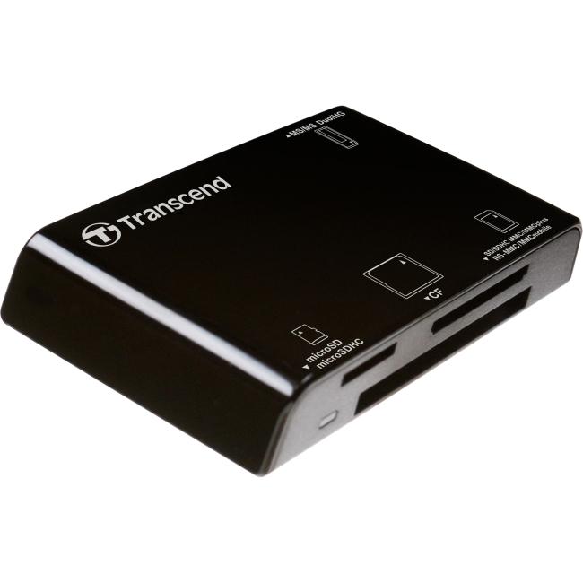 Transcend Multi-Card Reader TS-RDP8K