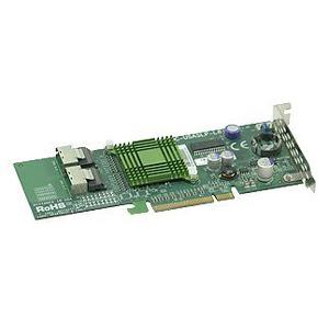 Supermicro LSI MegaRAID LSISAS1068E 8 Port SAS RAID Controller AOC-USASLP-L8I