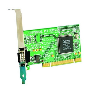 Brainboxes 1 Port RS-232 Serial Adapter UC-246-X50