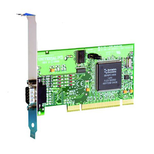 Brainboxes 1 Port RS-422/485 Serial Adapter UC-324-001