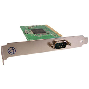 Perle SPEED1 LE Express 1 Port PCI Express Serial Card 04003140