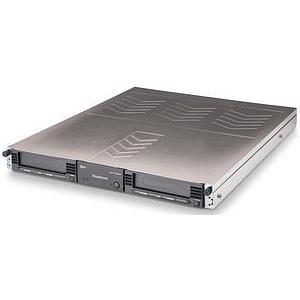 Quantum DLT Rack1 w/ DLT VS80 Dual Tape Drive BHECA-EY