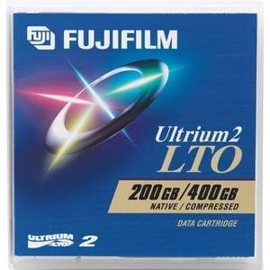 Fujifilm LTO Ultrium 2 Barcode Labeled Tape Cartridge 26220071