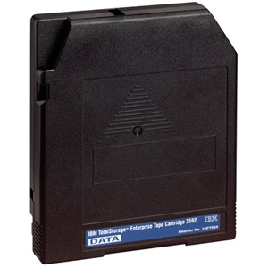 IBM 3592 Labeled and Initialized Tape Cartridge 18P9263