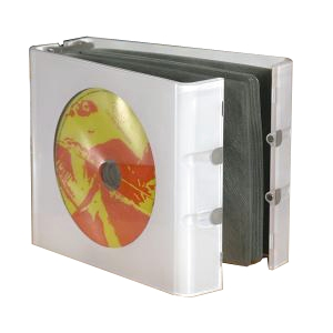 Allsop Cupertino 32 CD Album for iPOD 29246