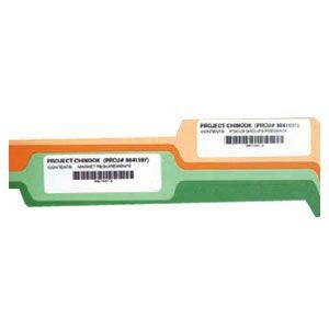 Intermec Duratran II Permanent Adhesive Thermal Label E06174
