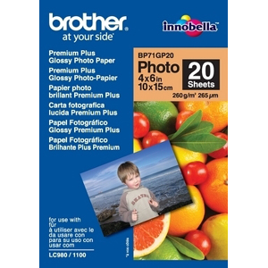 Brother Photo Paper BP71GP20