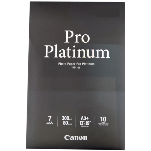 Canon Pro Platinum Super Photo Paper 2768B018