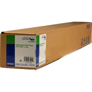 Epson Single Weight Matte Paper S041854