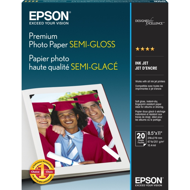 Epson Photographic Papers S041331