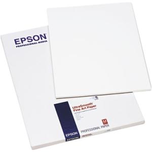 Epson UltraSmooth Fine Art Paper S041897