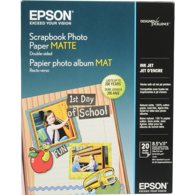 Epson PremierArt Photographic Papers SCR1002