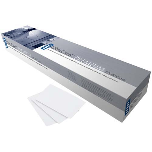 Fargo UltraCard III Standard HoloMark Cards 82337