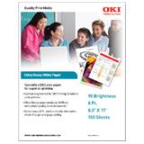 Oki Ultra Glossy Paper 52208910