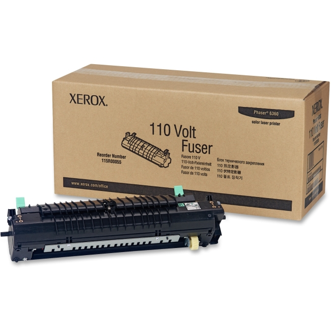 Xerox 110V Fuser For Phaser 6360 Printer 115R00055