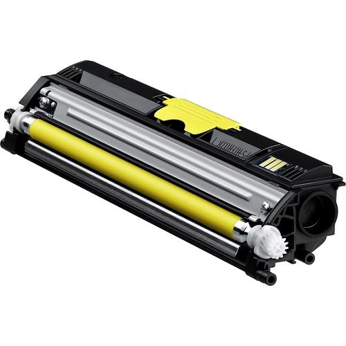 Konica Minolta Yellow Toner Cartridge A0V306F