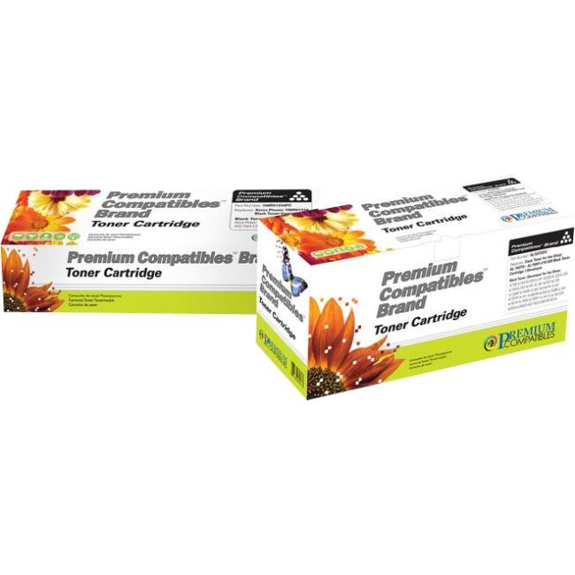 Premium Compatibles Black Toner Cartridge 310-8709PC