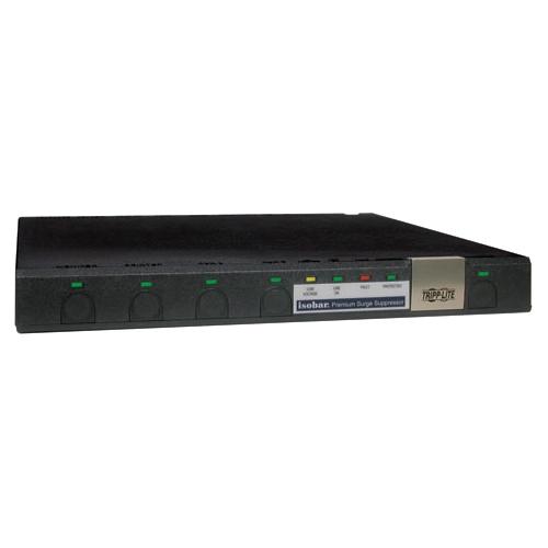 Tripp Lite Isobar 6 Outlets 120V Surge Suppressor MT 6PLUS