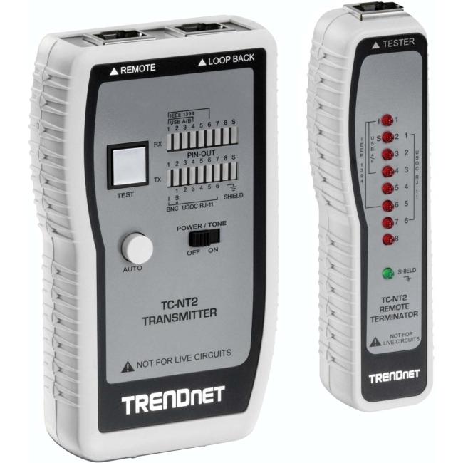 TRENDnet Professional Cable Analyzer TC-NT2