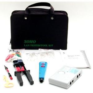 StarTech.com RJ45 Network Installer Tool Tester Kit CTK400LAN