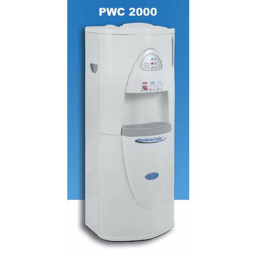 3-Temperature High Capacity Deluxe Water Cooler PWC-2000