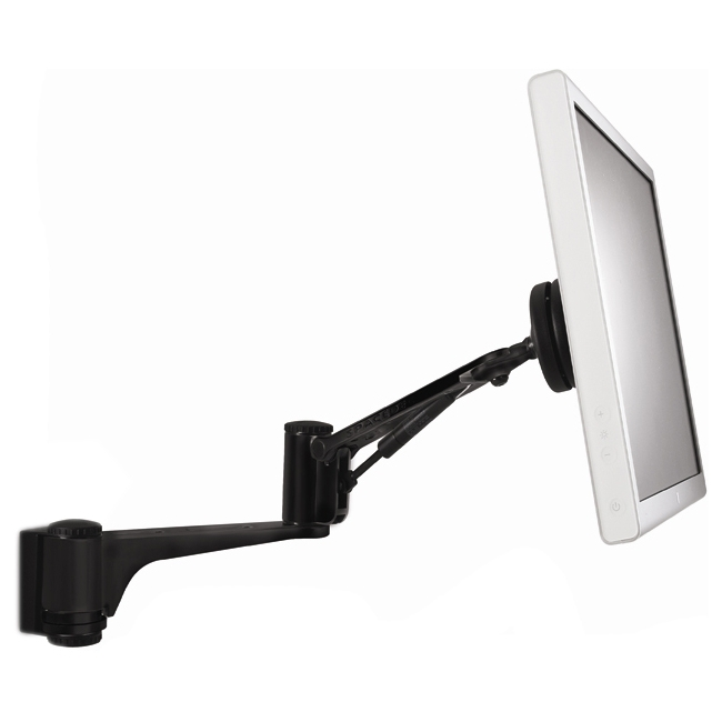 Spacedec Acrobat Articulated Wall Arm SD-AT-DW-BK