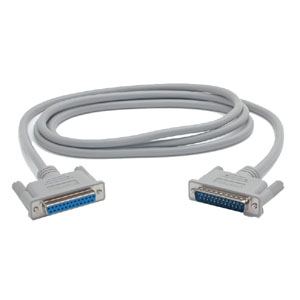 StarTech.com 6 ft Straight Through DB25 Serial/Parallel Cable SC6MF