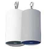 Valcom Pendant Speaker V-1015B-BK