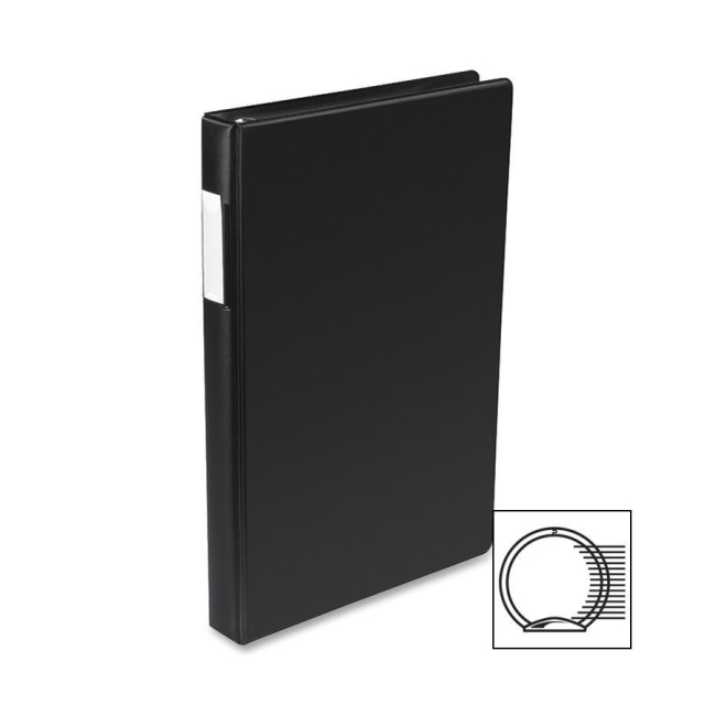 ACCO 4 Ring Legal Binders with Label Holder 80674 WLJ80674