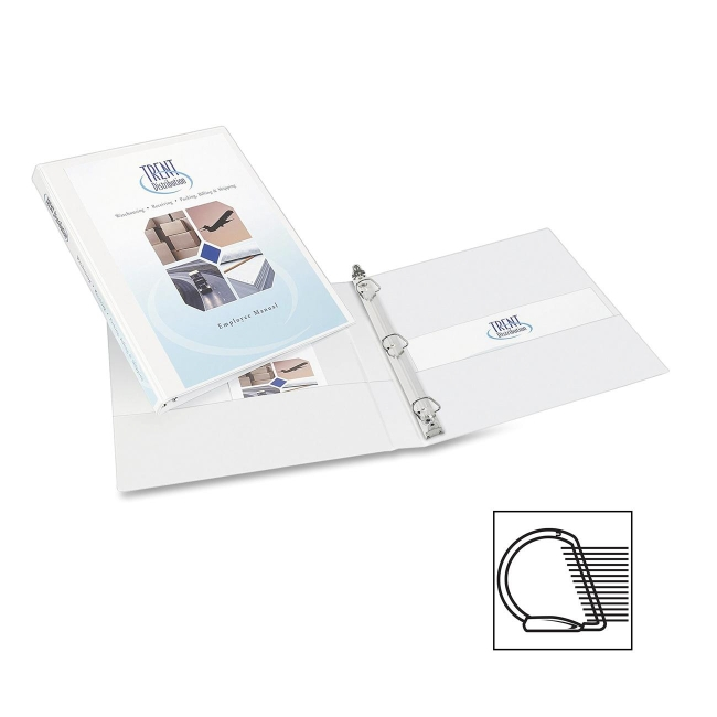Avery Durable Reference View Binder 17002 AVE17002