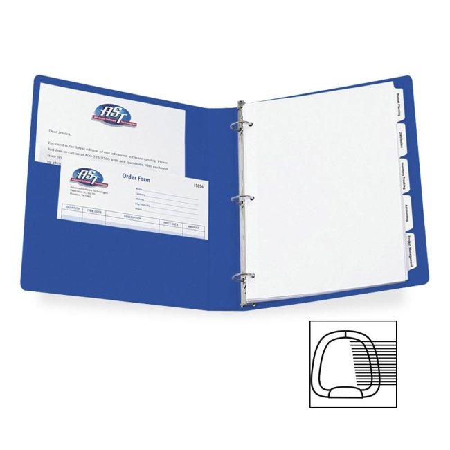 Avery Durable View Presentation Binder 17014 AVE17014
