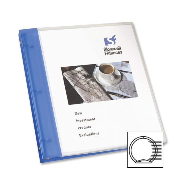 Avery Flexible View Pocket Presentation Binder 17675 AVE17675