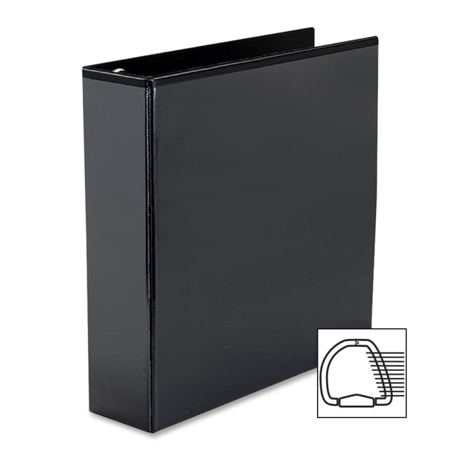 Avery EZD Heavy-Duty Reference View Binder 79692 AVE79692
