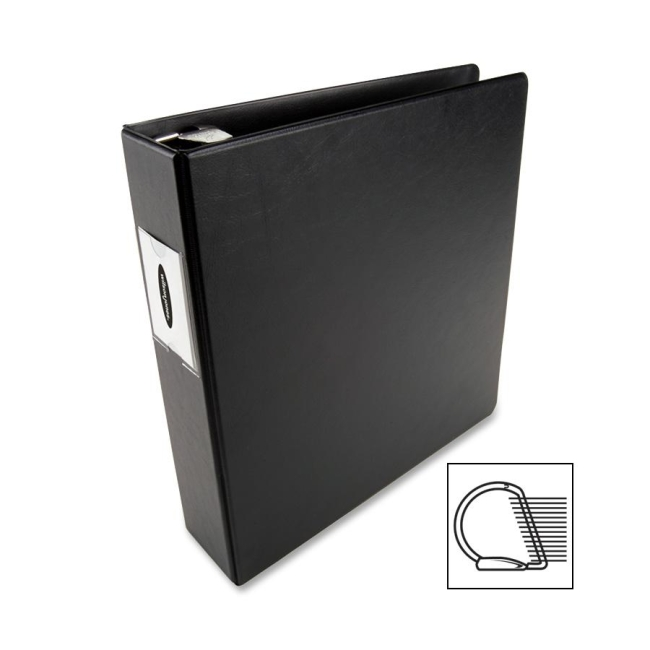 ACCO DublLock D-Ring Binder 38449B WLJ38449B