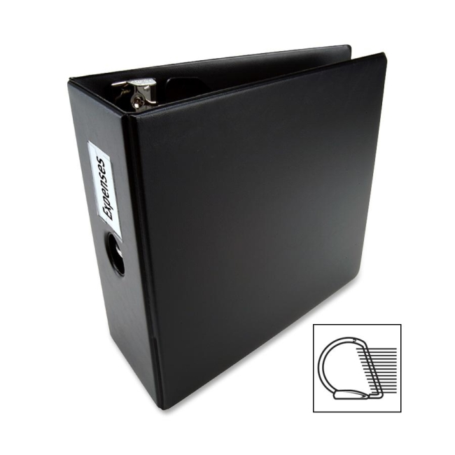 ACCO DublLock D-Ring Binder 38450B WLJ38450B