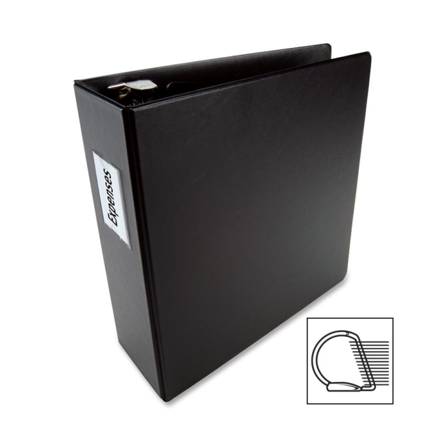 ACCO DublLock D-Ring Binder 38454B WLJ38454B