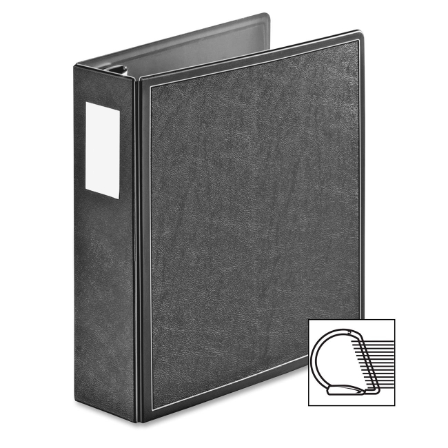 Globe-Weis SuperLife EasyOpen Slant-D Ring Binder 14032 CRD14032