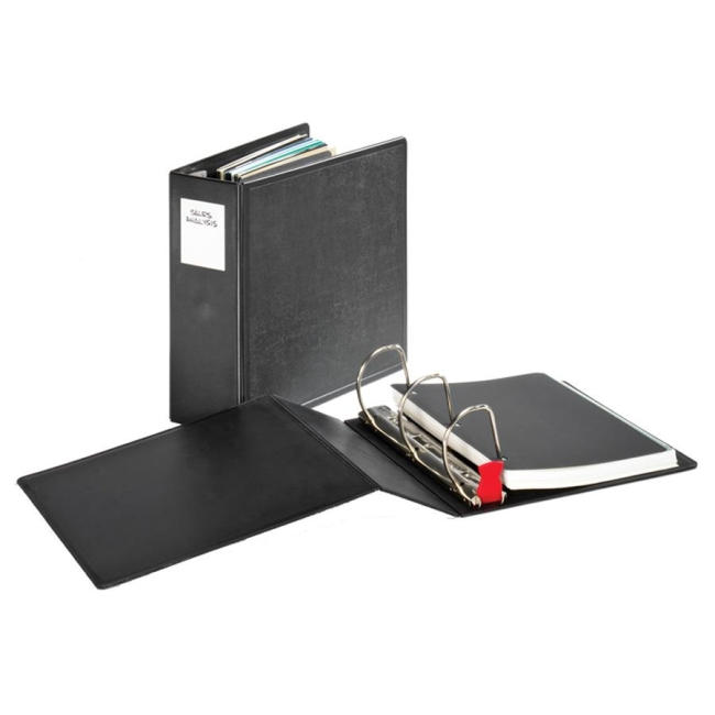 Globe-Weis SuperLife EasyOpen Slant-D Ring Binder 14042CB CRD14042CB