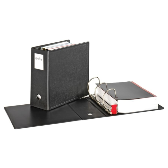 Globe-Weis SuperLife EasyOpen Slant-D Ring Binder 14052CB CRD14052CB