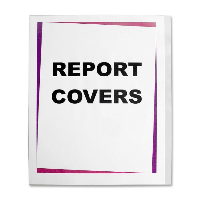 C-Line Clear Report Cover 31357 CLI31357