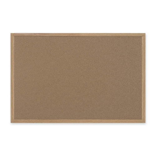 MasterVision Recycled Cork Bulletin Board SB1420001233 BVCSB1420001233