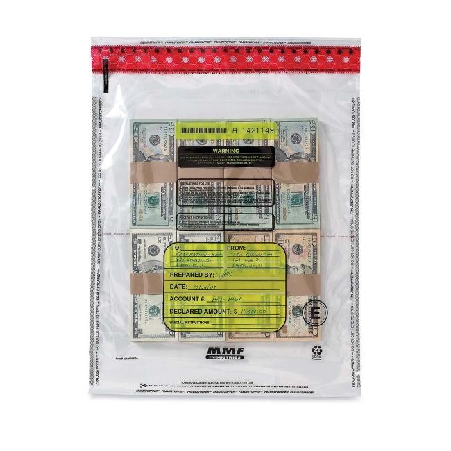 MMF Tamper-Evident Bundle Bag 2362005N20 MMF2362005N20