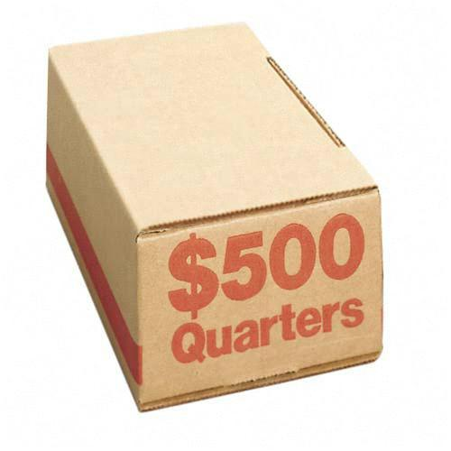 PM SecurIT $500 Coin Box (Quarters) 61025 PMC61025