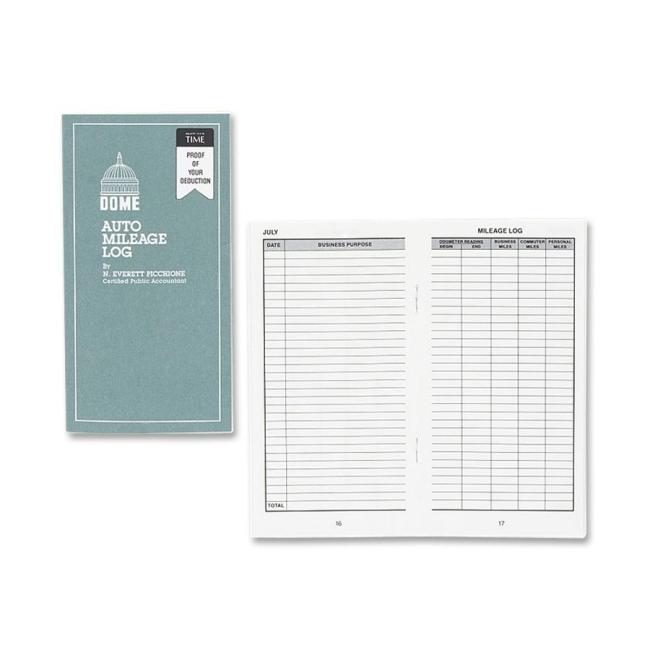 auto log book vehicle log mileage form organization logs book free