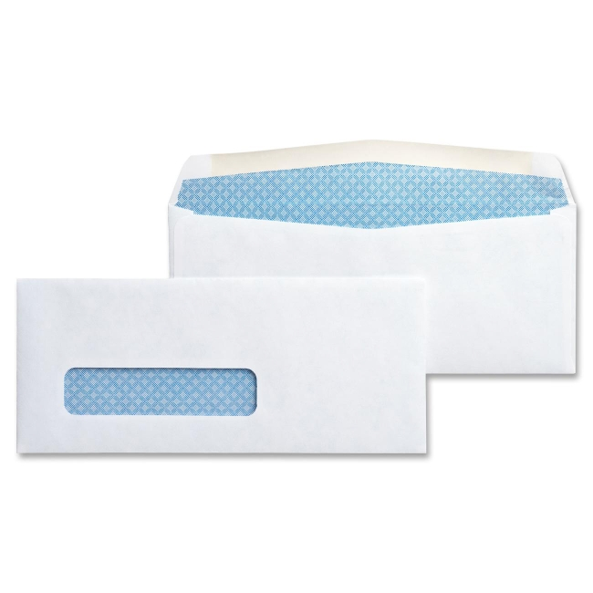 Quality Park Check Window Envelope 21012 QUA21012