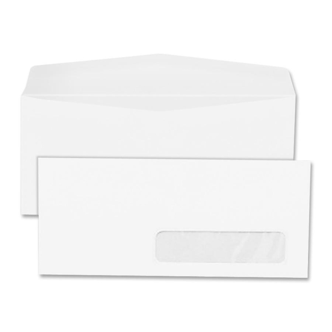 Quality Park Right Window Business Envelopes 21332 QUA21332