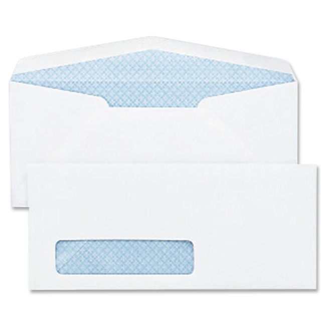 Quality Park Security Window Envelopes 21412 QUA21412