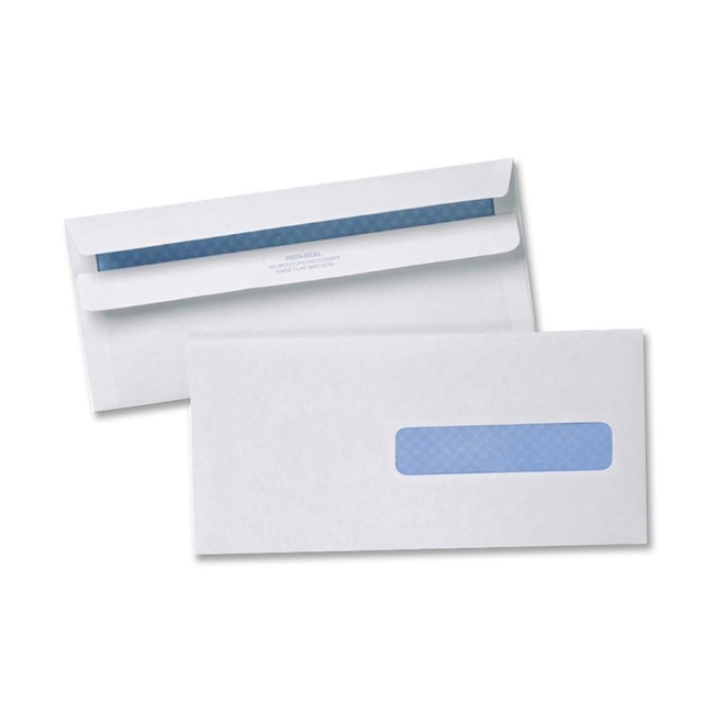 Quality Park Redi-Seal Window Envelopes 21438 QUA21438
