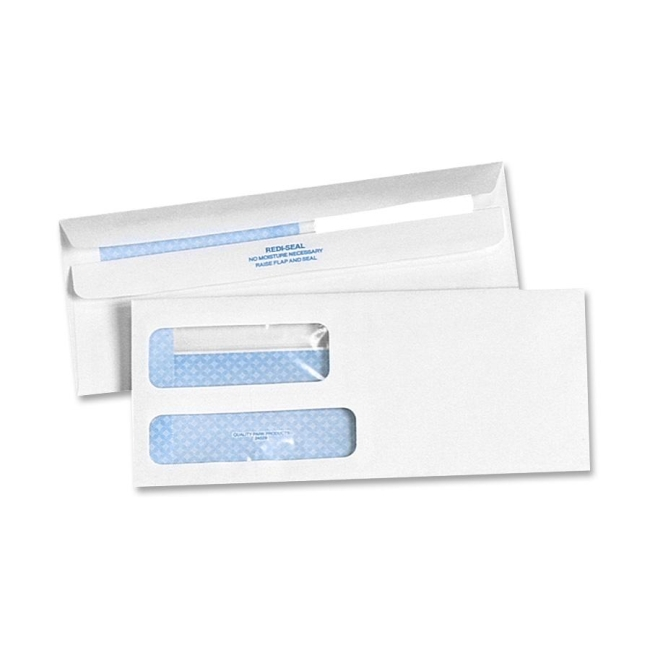 Quality Park Redi-Seal 2 Window Envelopes 24529 QUA24529